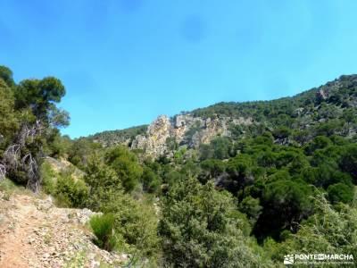 Cebreros-La Merina-Río Alberche;valle del genal camiño dos faros cueva de los murcielagos mesa de